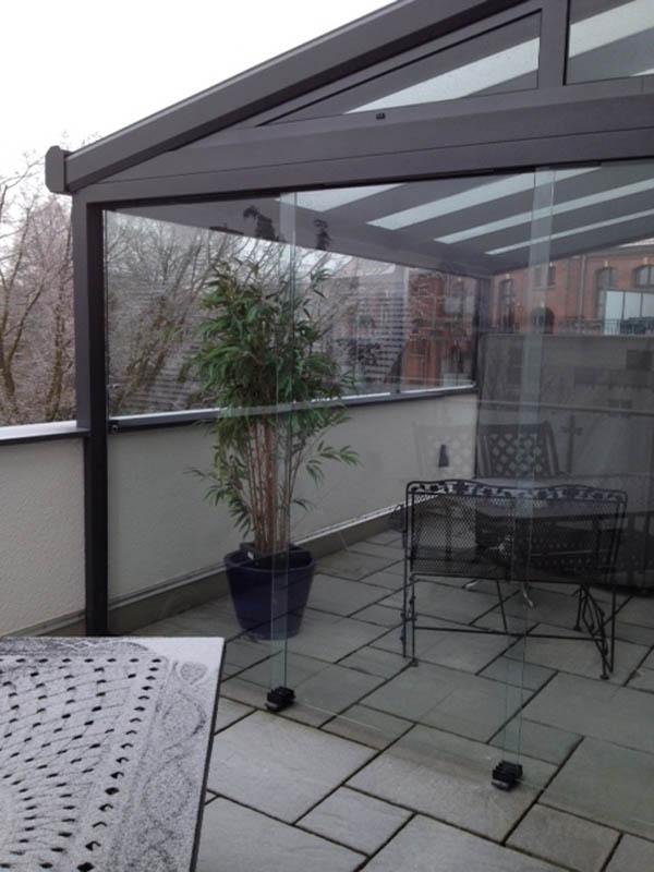 balkondach glas good vitelloflex vitelloflex tags terrasse pergola vitello glasdach schiebedach. Black Bedroom Furniture Sets. Home Design Ideas
